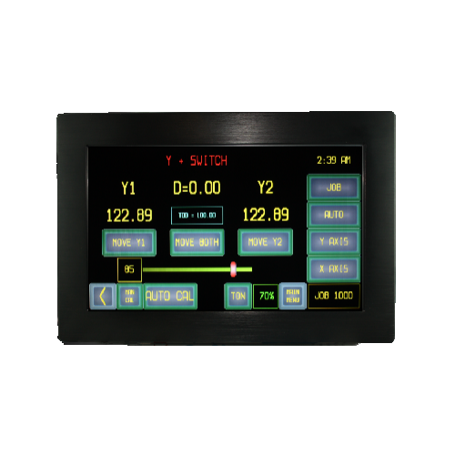 iCON-10 High Value HMI