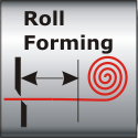 Roller formers and cut to length