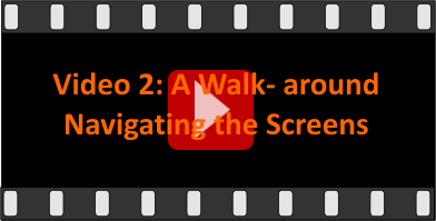 Video 2: A walk-around navigating the screens